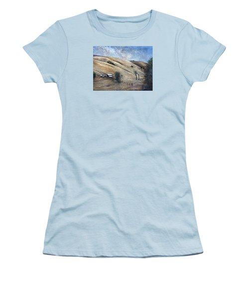 Summer Comes Early Women's T-Shirt (Junior Cut)