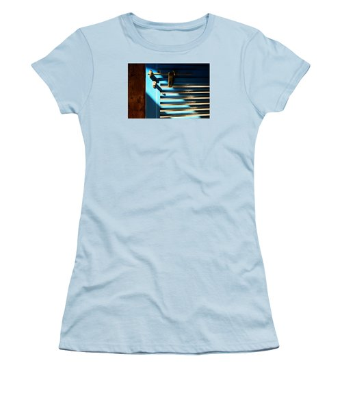 Women's T-Shirt (Junior Cut) featuring the photograph Sun Kissed by Prakash Ghai