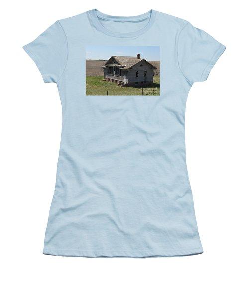 Sunnyside Dist #35 Women's T-Shirt (Junior Cut) by Renie Rutten