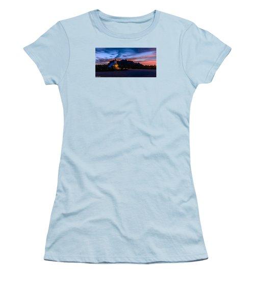 Superstition Sunrise Women's T-Shirt (Athletic Fit)