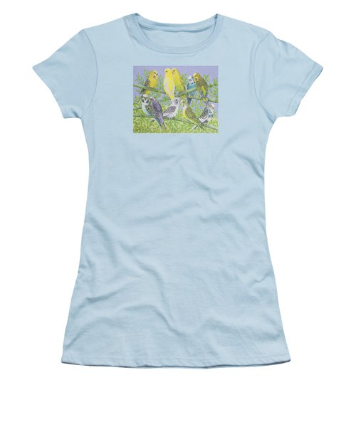 Sweet Talking Women's T-Shirt (Junior Cut) by Pat Scott