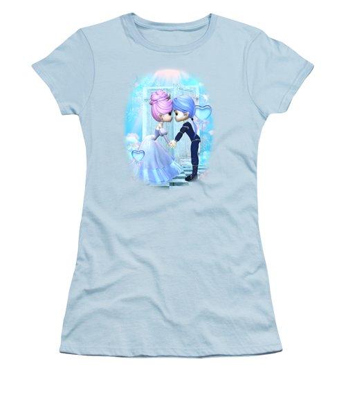 Sweetheart Dreams Women's T-Shirt (Junior Cut) by Brandy Thomas