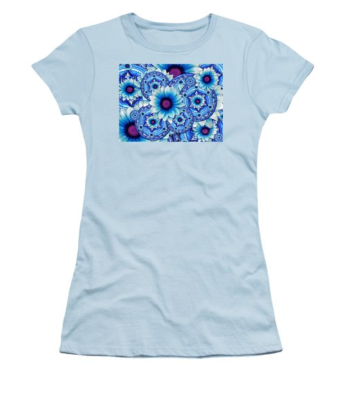 Talavera Alejandra Women's T-Shirt (Junior Cut) by Christopher Beikmann