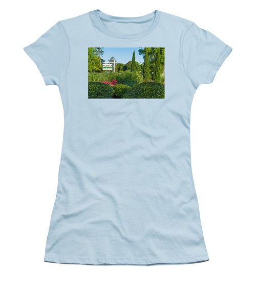 Tee Off Women's T-Shirt (Athletic Fit)