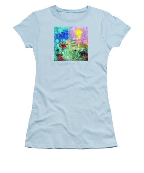 Thanksgiving Women's T-Shirt (Junior Cut) by Phil Strang