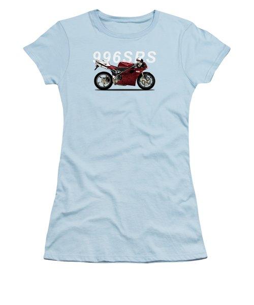 The 996 Sps Women's T-Shirt (Junior Cut) by Mark Rogan
