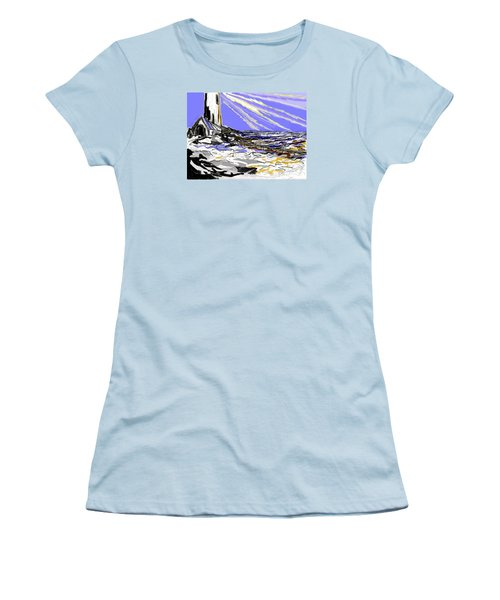 The Beacon Women's T-Shirt (Junior Cut) by Desline Vitto