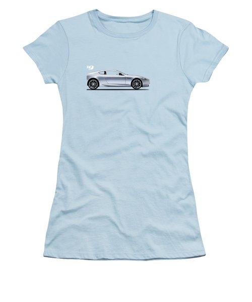 The Db9 Women's T-Shirt (Junior Cut) by Mark Rogan