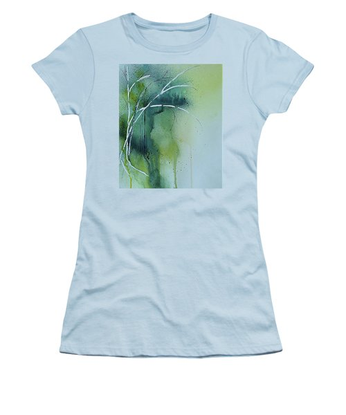 The Forest Women's T-Shirt (Athletic Fit)