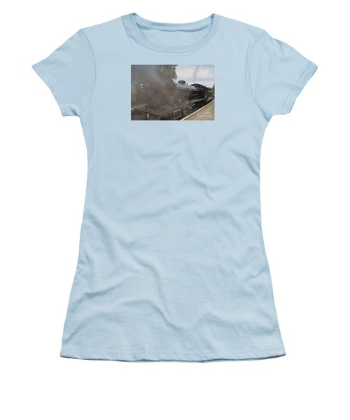 The Grand Marquess Women's T-Shirt (Junior Cut) by David  Hollingworth