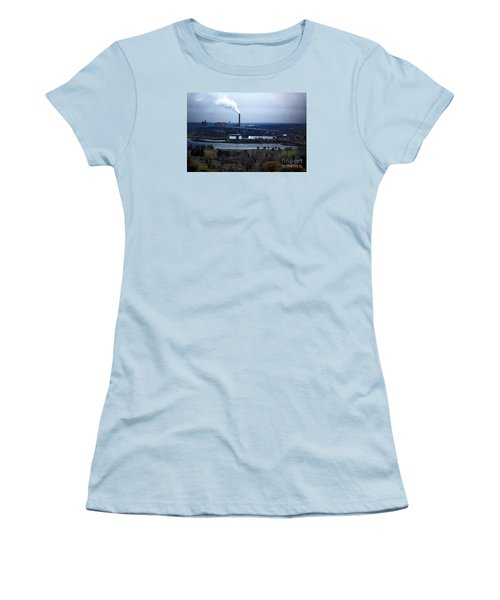The Hoan Women's T-Shirt (Junior Cut) by David Blank