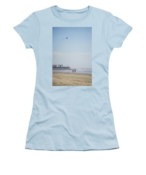 The Kite Fliers Women's T-Shirt (Athletic Fit)