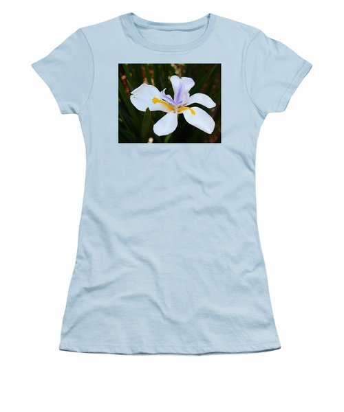 The Legacy African Iris Women's T-Shirt (Athletic Fit)