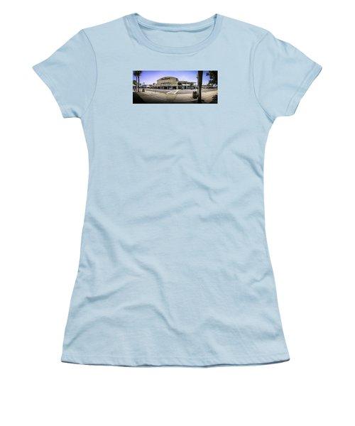 The Old Myrtle Beach Pavilion Women's T-Shirt (Athletic Fit)