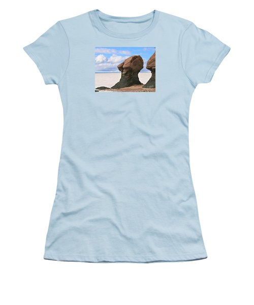 Women's T-Shirt (Junior Cut) featuring the photograph The Old Wise One by Heather King