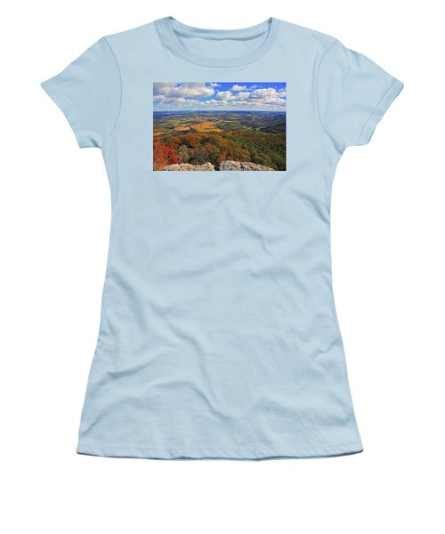 The Pinnacle On Pa At Women's T-Shirt (Athletic Fit)