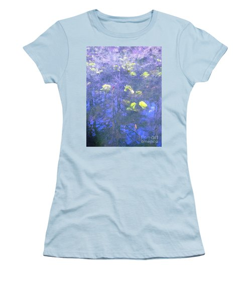 The Pond 1 Women's T-Shirt (Athletic Fit)