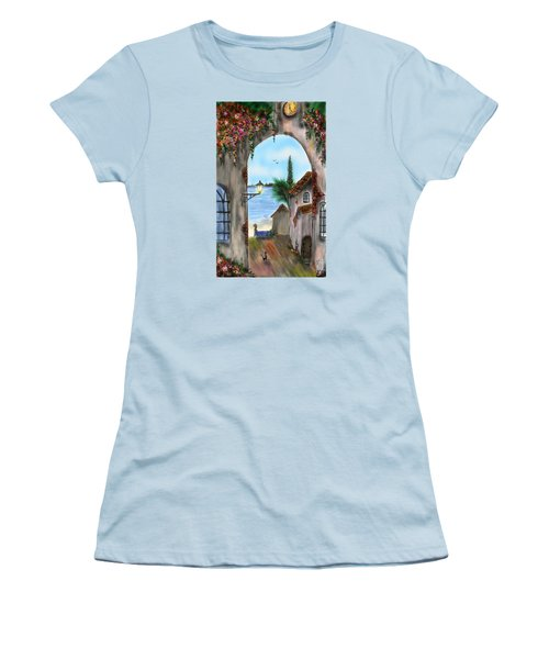 The Street Women's T-Shirt (Junior Cut)
