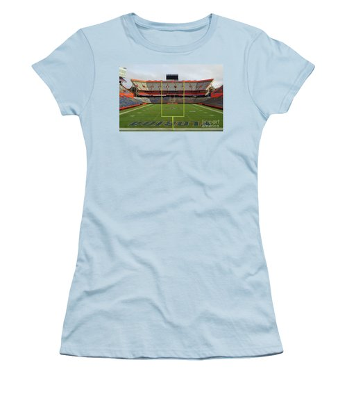 The Swamp Women's T-Shirt (Junior Cut) by D Hackett