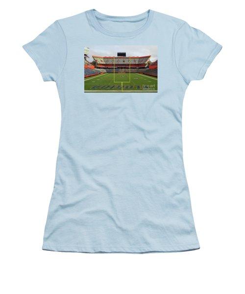 The Swamp Women's T-Shirt (Junior Cut) by D Hackett