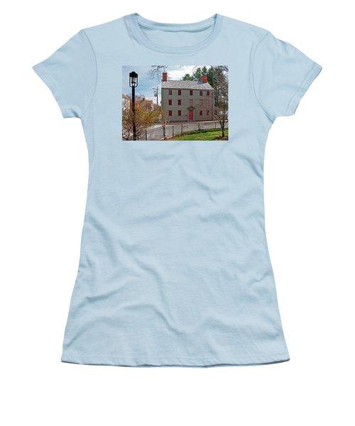 The William Pitt Tavern Women's T-Shirt (Athletic Fit)