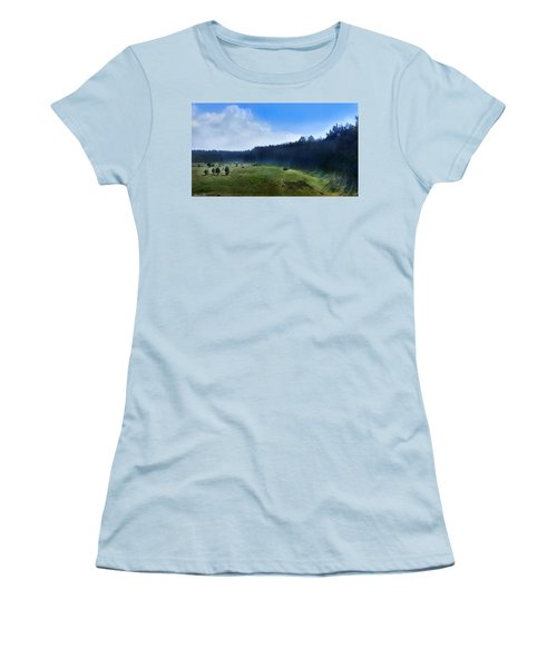 These Days Women's T-Shirt (Athletic Fit)