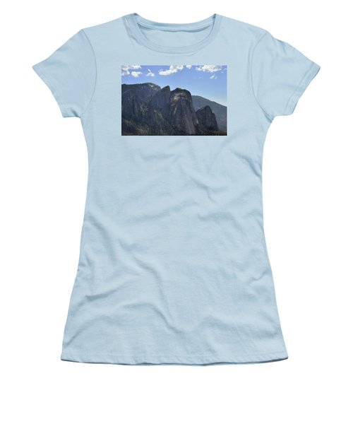 Three Brothers From Four Mile Trail Women's T-Shirt (Athletic Fit)