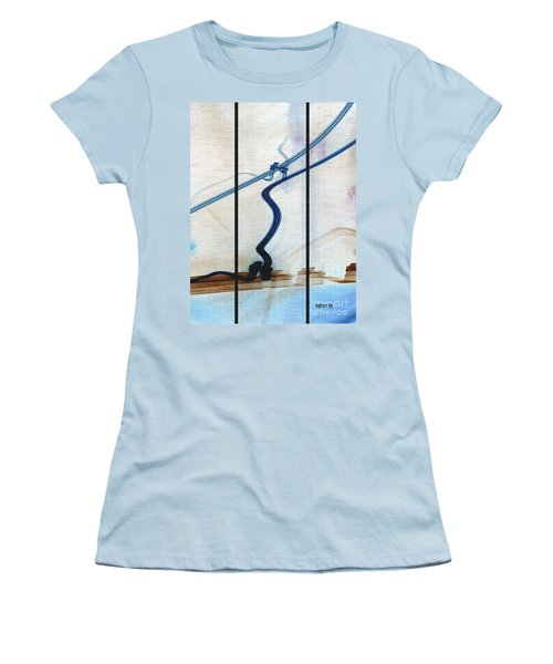 Tied The Knot Women's T-Shirt (Athletic Fit)