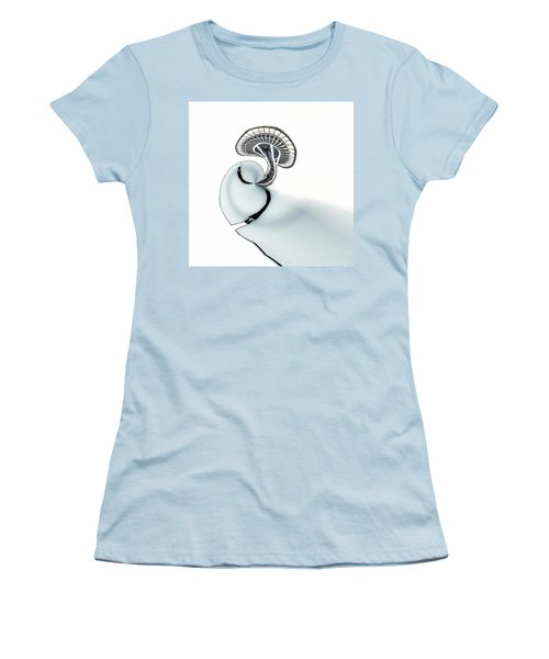 Tinyplanet Space Needle Women's T-Shirt (Athletic Fit)