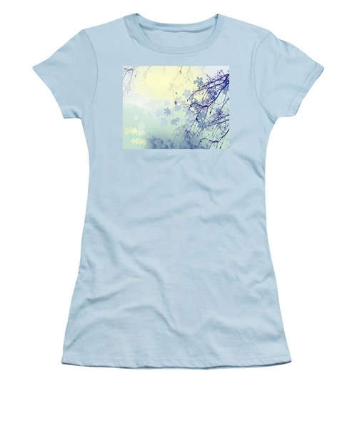 To The Waiting One Women's T-Shirt (Junior Cut) by Trilby Cole