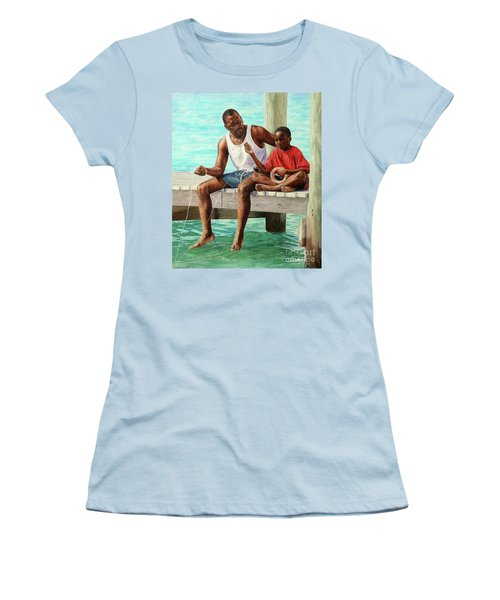 Together Time Women's T-Shirt (Athletic Fit)