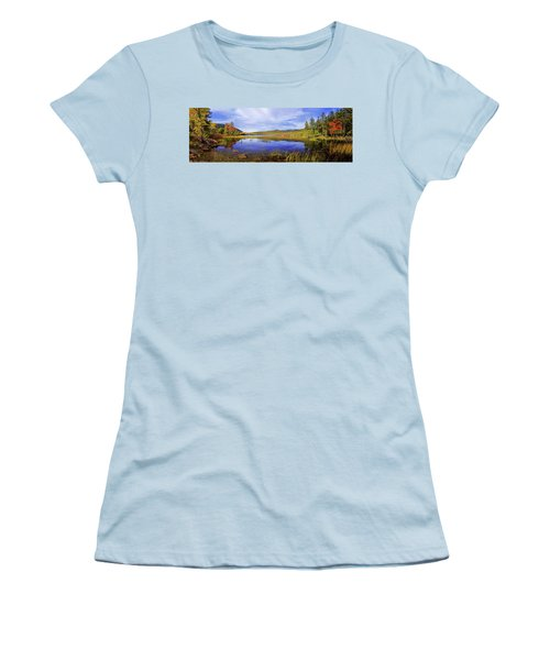 Women's T-Shirt (Junior Cut) featuring the photograph Tranquil by Chad Dutson