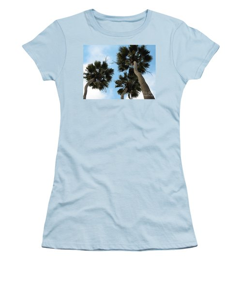 Tropical Splendor Women's T-Shirt (Athletic Fit)