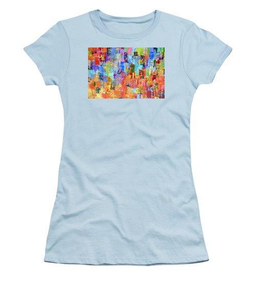 True Colours Women's T-Shirt (Junior Cut)