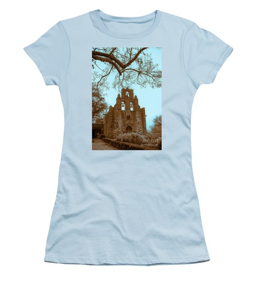 Twilight In The Mission Women's T-Shirt (Athletic Fit)