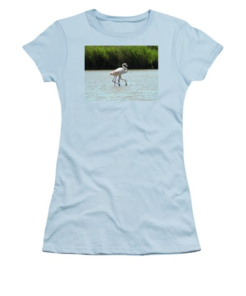 Two Headed Women's T-Shirt (Athletic Fit)