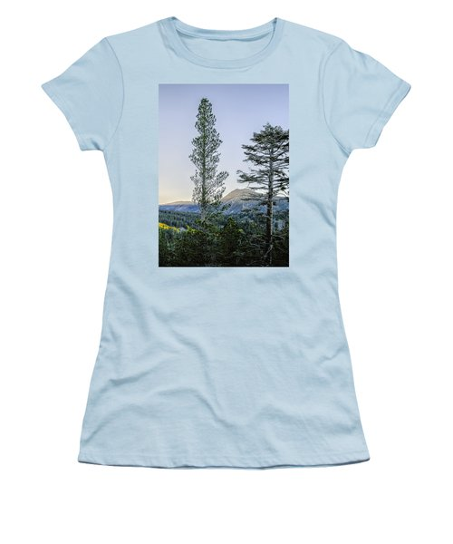 Two Trees Women's T-Shirt (Athletic Fit)