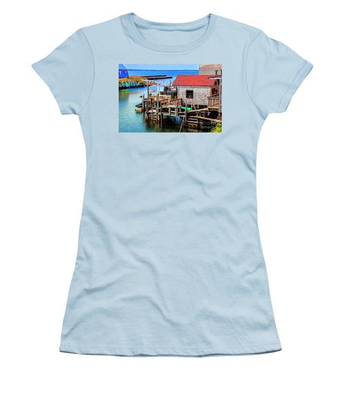 Unique Cove Women's T-Shirt (Athletic Fit)