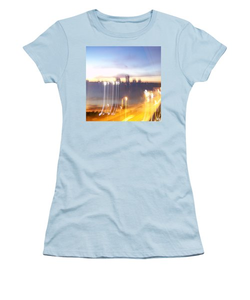 Uptown Toronto - Friday Night Women's T-Shirt (Athletic Fit)