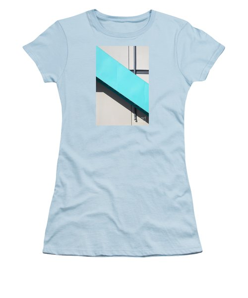 Urban Abstract 1 Women's T-Shirt (Junior Cut) by Elena Nosyreva