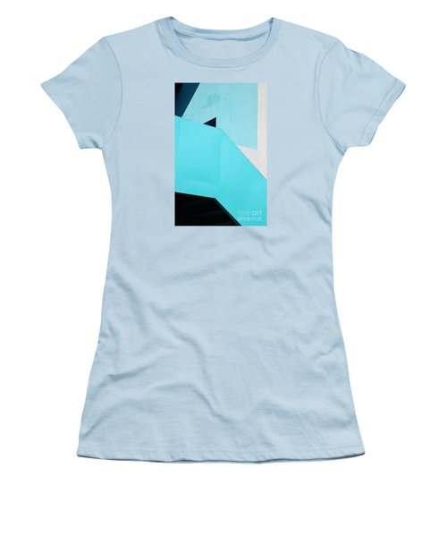 Urban Abstract 2 Women's T-Shirt (Athletic Fit)