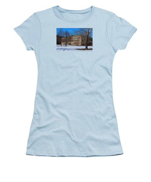 Us Court House And Custom House Women's T-Shirt (Athletic Fit)
