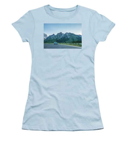 Van Life Women's T-Shirt (Athletic Fit)