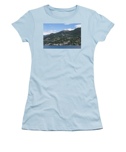 Varenna On Lake Como Women's T-Shirt (Athletic Fit)