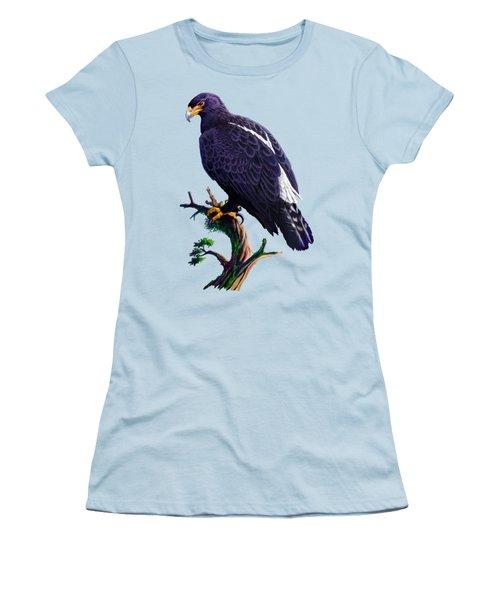 Verreaux's Eagle  Women's T-Shirt (Athletic Fit)