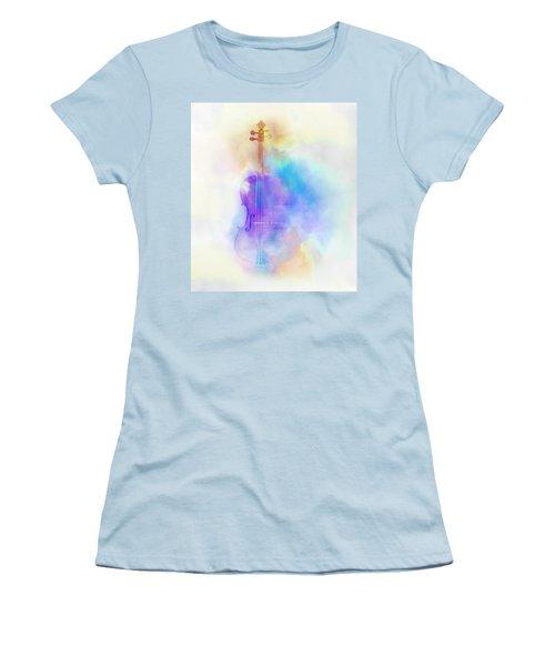 Violin Women's T-Shirt (Athletic Fit)