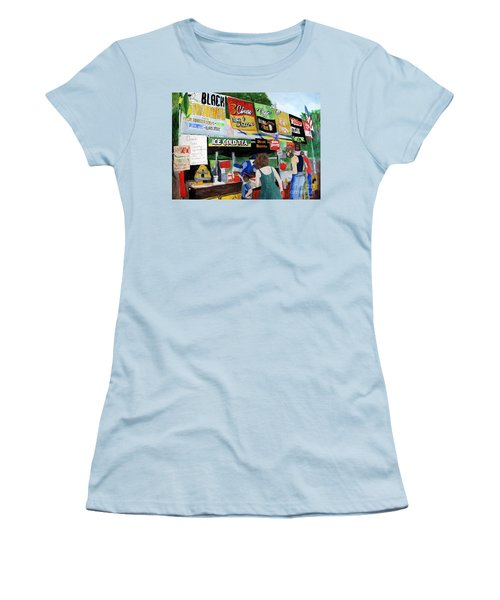 George Washington Carver State Park Women's T-Shirt (Junior Cut) by Sandy McIntire