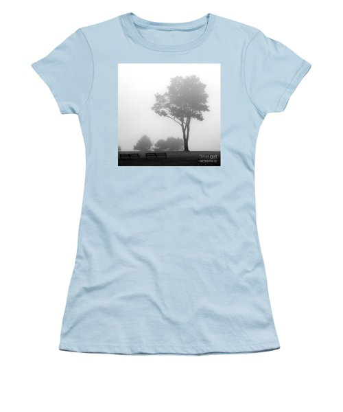 Women's T-Shirt (Junior Cut) featuring the photograph Where Do I Go When It's Gone by Dana DiPasquale