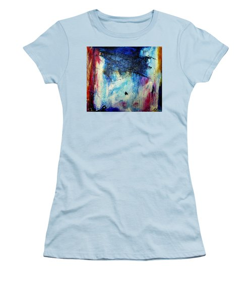 Where Does The Time Go Women's T-Shirt (Junior Cut) by Tracy Bonin