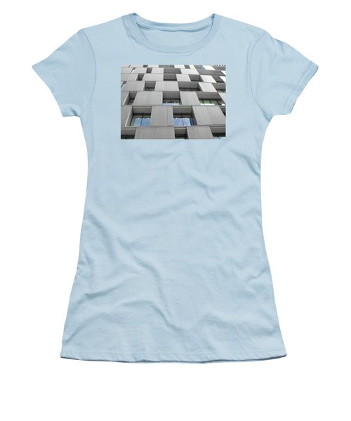 Windows_south Bank 01 Women's T-Shirt (Athletic Fit)